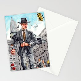 To obsess over watches and coffee in NYC Stationery Cards