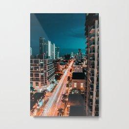 Miami Vice Metal Print