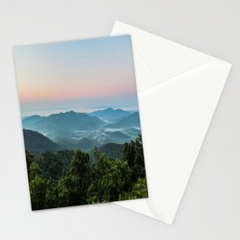 The Morning Mists Stationery Cards