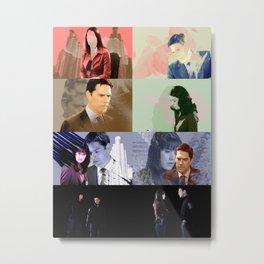 Hotch-Prentiss Metal Print