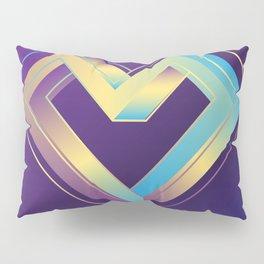 le coeur impossible (nº 3) Pillow Sham