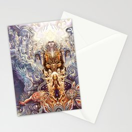 Sentient Network Stationery Cards