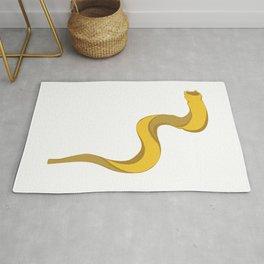 Jewish shofar yellow gold Rug