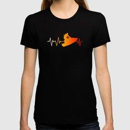 Jet Ski Heartbeat T-shirt