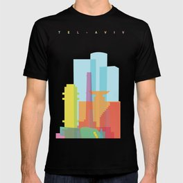 Shapes of Tel Aviv T-shirt