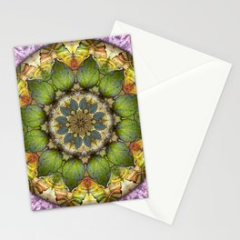 Leaves of Glass Stationery Cards