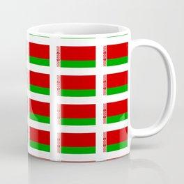 flag of belarus -Беларусь,Белоруссия,Belarus,Belarusian,Minsk. Coffee Mug