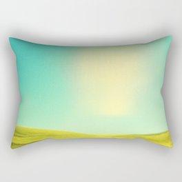 California Countryside Rectangular Pillow