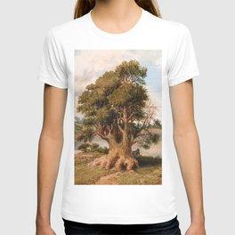 Prilidiano Pueyrredon - Landscape Of The Coast, San Isidro - Digital Remastered Edition T-shirt