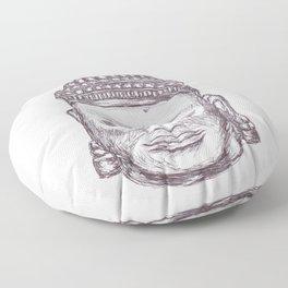 Ballpen Siam Reap, Cambodia Floor Pillow