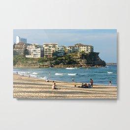 Queenscliff Beach, Sydney Metal Print