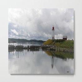 Mulholland Point Lighthouse Metal Print