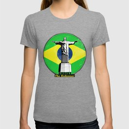 Christ The Redeemer Brazil T-shirt