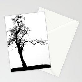 Einsamer Baum Stationery Cards