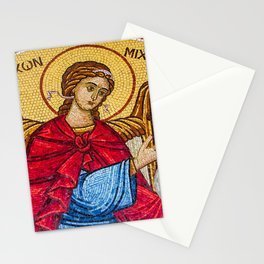 Saint Michael Archangel - Catholic Christianity Bible / Mihail, Mikhail, Mikhael, Mihael, Stationery Cards