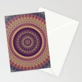 Mandala 541 Stationery Cards