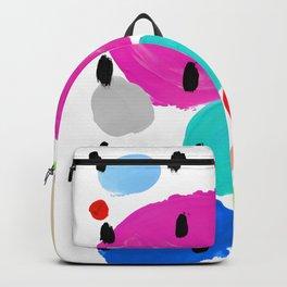 Bernard Pattern Backpack