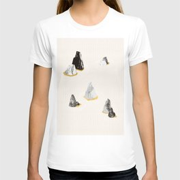 Marble Rock Formation T-shirt