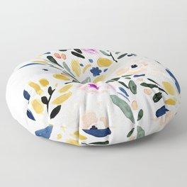 Sierra Floral Floor Pillow