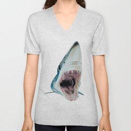 Rawr (Mako Shark) Unisex V-Neck