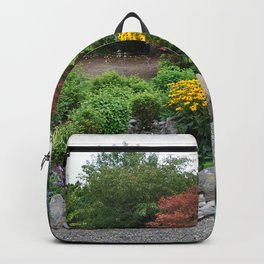 Wallpaper USA Portland Oregon Nature Parks Gazania Bush park Shrubs Backpack