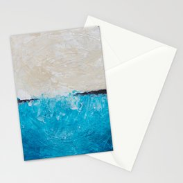 Blue Bottom Stationery Cards