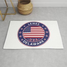 Lewes, Delaware Rug