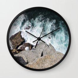 ocean view sydney Wall Clock