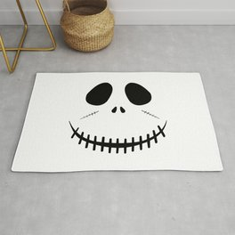 Zombie Face Rug