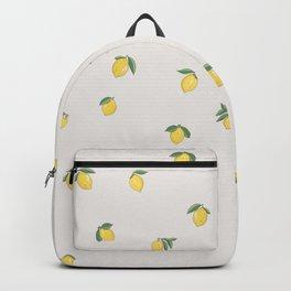 Little Lemons Backpack
