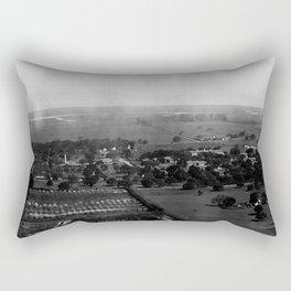 California Palo Alto NARA 23934811 Rectangular Pillow