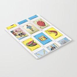 Lotería Cards Notebook