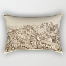 Avignon 1610 Rectangular Pillow