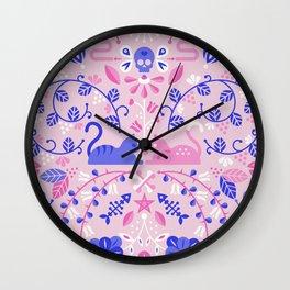 Kitten Lovers Wall Clock