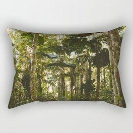 Daintree Rainforest III Rectangular Pillow