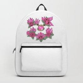 Rose Quartz Tattoo Version 4 Backpack