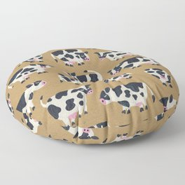 Cow Collection - Kraft Floor Pillow