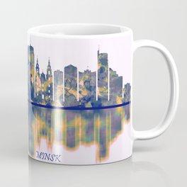 Minsk Skyline Coffee Mug