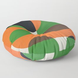 Desert Moderne Floor Pillow