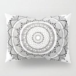 A2 mandala Pillow Sham