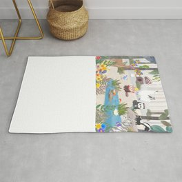 Roo's forest friend Rug