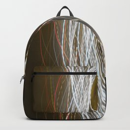 Headlights and Taillights Backpack