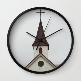 Reynisfjara Church Wall Clock