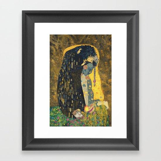 The Kiss -- Like Starlight by chubbyunicorn