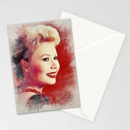 Mitzi Gaynor, Movie Legend Stationery Cards
