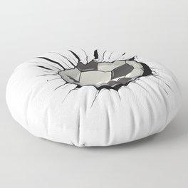 Breakthrough Football Floor Pillow