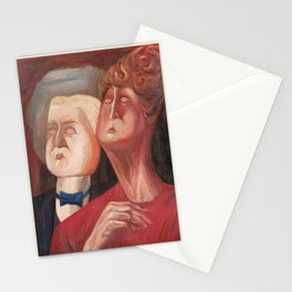 Poster-José Clemente Orozco-Rivera & Mexican . Stationery Cards