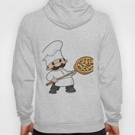 Design 223 - pizza Hoody