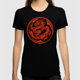 Tracy Queen - Crest of the Dragon Clan T-shirt