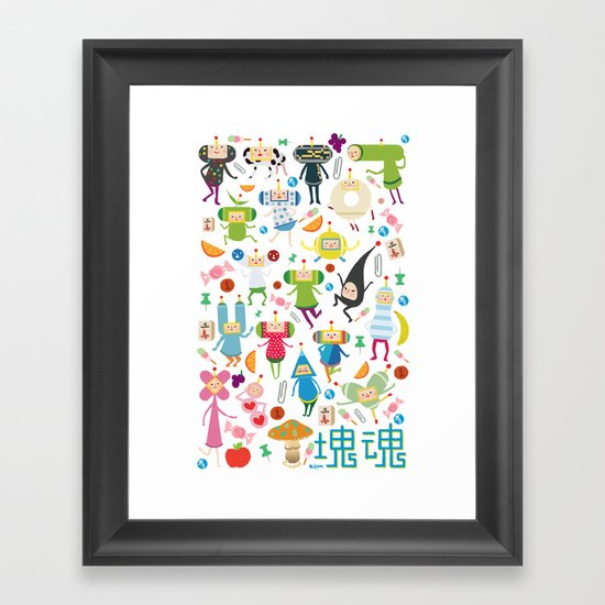 KATAMARI DAMACY by erinanndesign